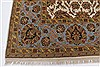 Agra Beige Hand Knotted 90 X 120  Area Rug 250-25320 Thumb 7