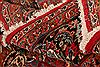 Mashad Red Hand Knotted 116 X 163  Area Rug 100-25688 Thumb 4