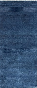 Blue Gabbeh Area Rugs