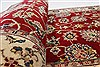Isfahan Red Runner Hand Knotted 28 X 61  Area Rug 250-25893 Thumb 10
