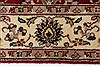 Isfahan Red Runner Hand Knotted 28 X 61  Area Rug 250-25893 Thumb 3