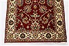 Isfahan Red Runner Hand Knotted 28 X 61  Area Rug 250-25893 Thumb 5