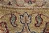 Chobi Beige Hand Knotted 90 X 119  Area Rug 250-26070 Thumb 11