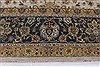 Isfahan Beige Hand Knotted 91 X 130  Area Rug 250-26177 Thumb 3