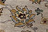 Isfahan Beige Hand Knotted 91 X 130  Area Rug 250-26177 Thumb 8