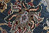 Isfahan Beige Hand Knotted 91 X 130  Area Rug 250-26177 Thumb 9