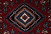Karajeh Blue Runner Hand Knotted 26 X 63  Area Rug 250-26228 Thumb 5
