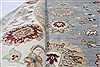 Ziegler Beige Round Hand Knotted 180 X 180  Area Rug 250-26396 Thumb 9