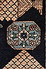 Abadeh Blue Hand Knotted 68 X 911  Area Rug 400-26721 Thumb 10