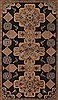 Abadeh Blue Hand Knotted 68 X 911  Area Rug 400-26721 Thumb 2