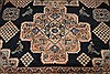 Abadeh Blue Hand Knotted 68 X 911  Area Rug 400-26721 Thumb 7