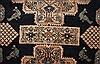 Abadeh Blue Hand Knotted 68 X 911  Area Rug 400-26721 Thumb 9