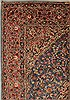 Yazd Beige Hand Knotted 83 X 119  Area Rug 400-26730 Thumb 4