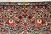 Yazd Beige Hand Knotted 83 X 119  Area Rug 400-26730 Thumb 6