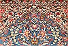 Yazd Beige Hand Knotted 83 X 119  Area Rug 400-26730 Thumb 7