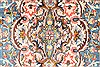 Yazd Beige Hand Knotted 83 X 119  Area Rug 400-26730 Thumb 8