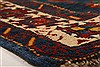 Shirvan Multicolor Hand Knotted 34 X 52  Area Rug 253-26746 Thumb 16