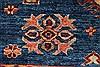 Kazak Beige Hand Knotted 57 X 710  Area Rug 250-26801 Thumb 12