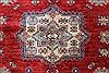 Kazak Beige Hand Knotted 57 X 83  Area Rug 250-26806 Thumb 10