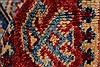 Kazak Beige Hand Knotted 57 X 83  Area Rug 250-26806 Thumb 1