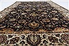 Agra Beige Hand Knotted 50 X 82  Area Rug 250-26810 Thumb 7