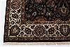 Agra Beige Hand Knotted 50 X 82  Area Rug 250-26810 Thumb 8