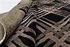Modern Beige Hand Knotted 59 X 710  Area Rug 250-26812 Thumb 1
