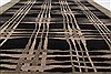 Modern Beige Hand Knotted 59 X 710  Area Rug 250-26812 Thumb 4