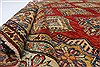 Kazak Red Hand Knotted 510 X 710  Area Rug 250-26815 Thumb 1