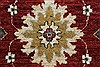 Chobi Red Hand Knotted 57 X 87  Area Rug 250-26819 Thumb 8