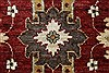 Chobi Red Hand Knotted 57 X 87  Area Rug 250-26819 Thumb 9
