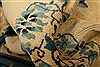Asian Inspired Blue Hand Knotted 31 X 410  Area Rug 100-26820 Thumb 10