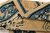 Asian Inspired Blue Hand Knotted 31 X 410  Area Rug 100-26820 Thumb 12