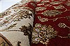 Kashan Beige Hand Knotted 55 X 82  Area Rug 250-26829 Thumb 12