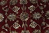 Kashan Beige Hand Knotted 55 X 82  Area Rug 250-26829 Thumb 5