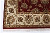 Kashan Beige Hand Knotted 55 X 82  Area Rug 250-26829 Thumb 6