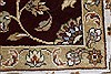 Isfahan Beige Hand Knotted 51 X 82  Area Rug 250-26832 Thumb 10