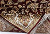 Isfahan Beige Hand Knotted 51 X 82  Area Rug 250-26832 Thumb 3