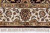 Isfahan Beige Hand Knotted 51 X 82  Area Rug 250-26832 Thumb 6