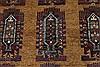 Chobi Green Hand Knotted 62 X 73  Area Rug 250-26837 Thumb 5
