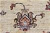 Pishavar Beige Hand Knotted 57 X 82  Area Rug 250-26845 Thumb 11