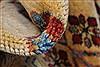 Kazak Yellow Hand Knotted 57 X 79  Area Rug 250-26846 Thumb 13