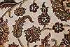 Kashan Beige Hand Knotted 56 X 711  Area Rug 250-26850 Thumb 8
