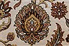 Kashan Beige Hand Knotted 56 X 711  Area Rug 250-26850 Thumb 9