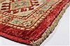 Kazak Red Hand Knotted 58 X 81  Area Rug 250-26851 Thumb 7