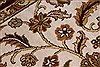 Kashan Beige Hand Knotted 54 X 82  Area Rug 250-26853 Thumb 11