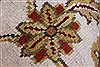 Kashan Beige Hand Knotted 54 X 82  Area Rug 250-26853 Thumb 13