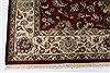 Kashmar Beige Hand Knotted 55 X 80  Area Rug 250-26856 Thumb 7