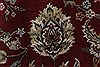 Kashmar Beige Hand Knotted 55 X 80  Area Rug 250-26856 Thumb 9
