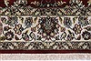 Tabriz Beige Hand Knotted 56 X 711  Area Rug 250-26861 Thumb 4